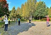 Skandinaviens park - Skandinavian puisto